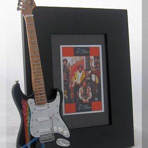 Pink Floyd Trubute Guitar Frame